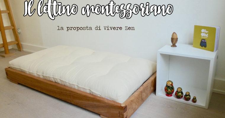 Il lettino montessoriano – la proposta di Vivere Zen