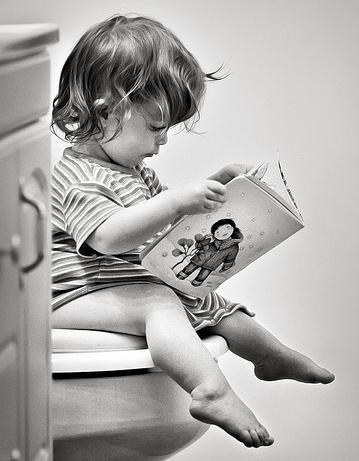 Quando si lascia il pannolino: letture per accompagnare il processo