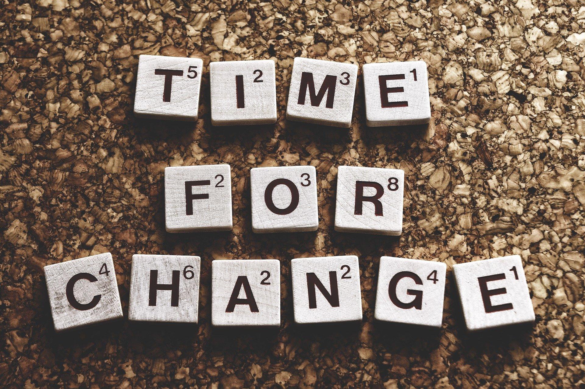 Gestire il cambiamento – di cosa ha bisogno il tuo bambino